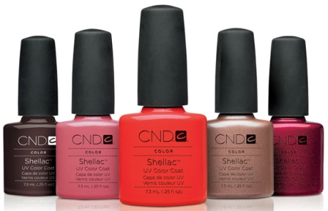 Shellac : ($50 worth) gel polish going on your own nails. It is never porous, and does not chip for over two weeks.