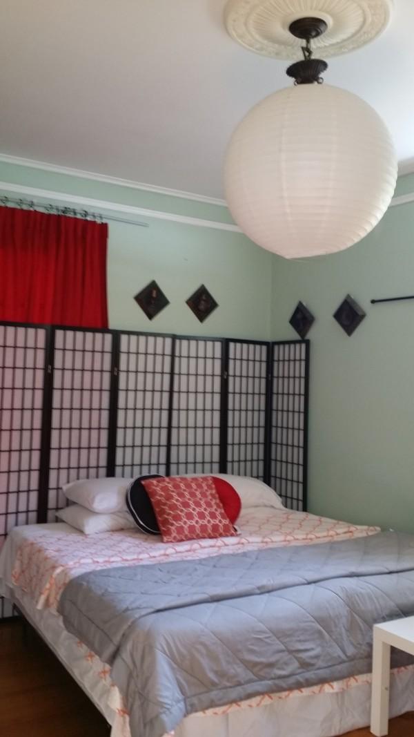킹사이즈 침대