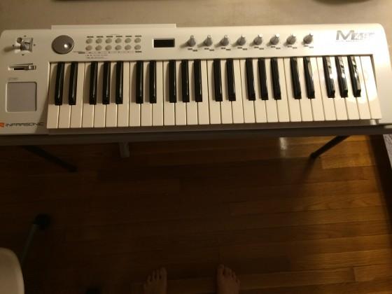 MIDI Controller $40