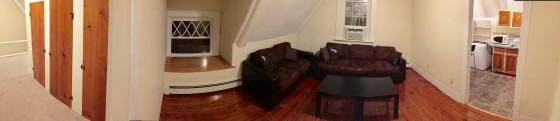 거실 & 큰 옷장 (Livingroom & BIG CLOSET)