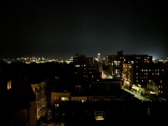 보스톤이 보이는 동향입니다